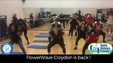 Ad - PowerWave is BACK!!