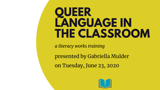 Queer Language in the Classroom