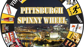 PITTSBURGH SPINNY WHEEL