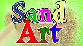 SAND ART KIT