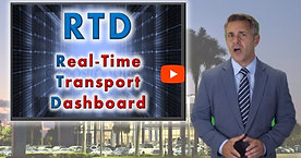 RTD Real-Time Transport Dashboard