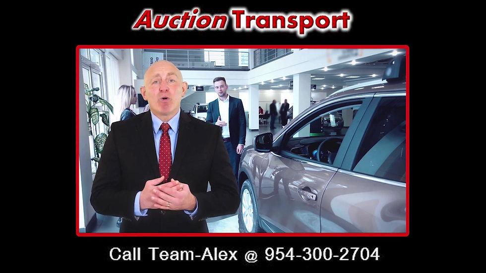 Dealer Auction Transport