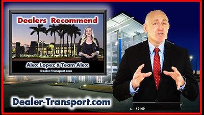 Dealers Recommend Team Alex