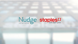 Nudge Rewards | ft. Staples
