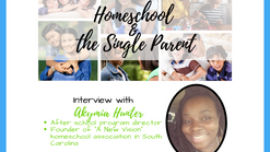 Interview with Akymia Hunter