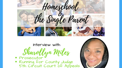 Interview with Sharollyn Miles