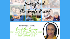 Interview with Cordelia Spence
