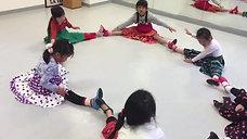 幼児クラス みんなで体操