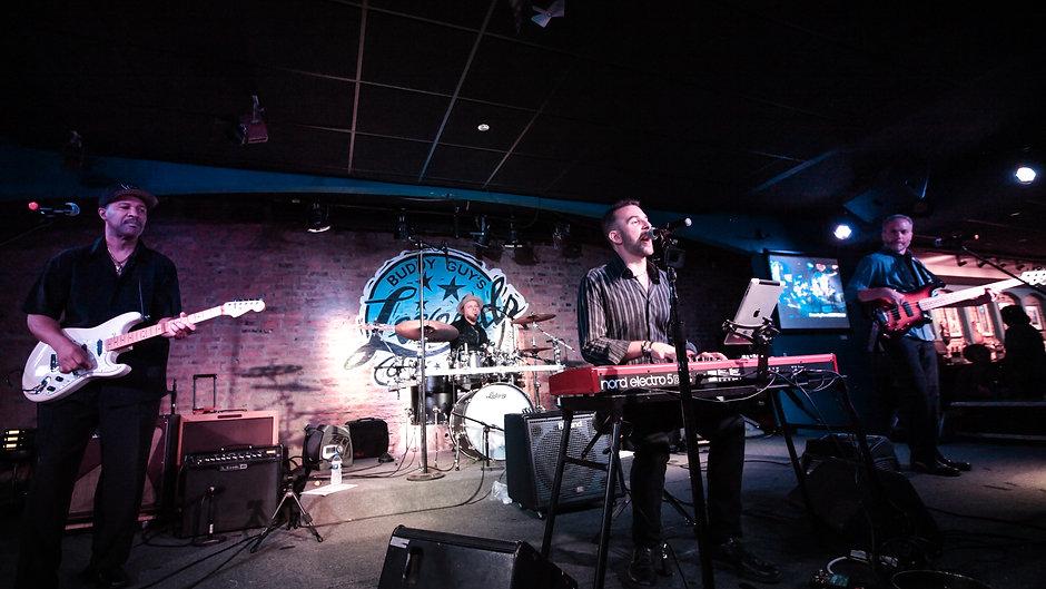 Luca Kiella Band Live