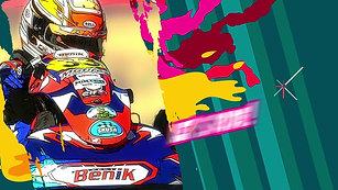 Benik Karting Comic video