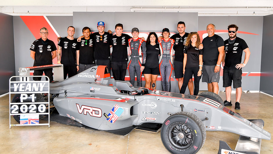 Velocity Racing Development - Homestead-Miami Speedway