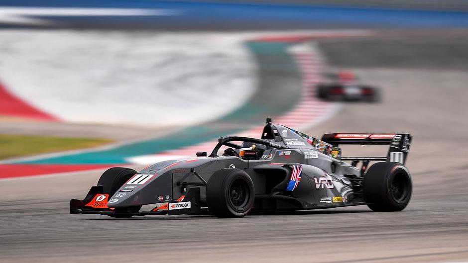 Velocity Racing Development - Circuits of the Americas