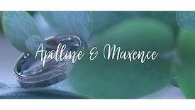 APOLLINE & MAXENCE