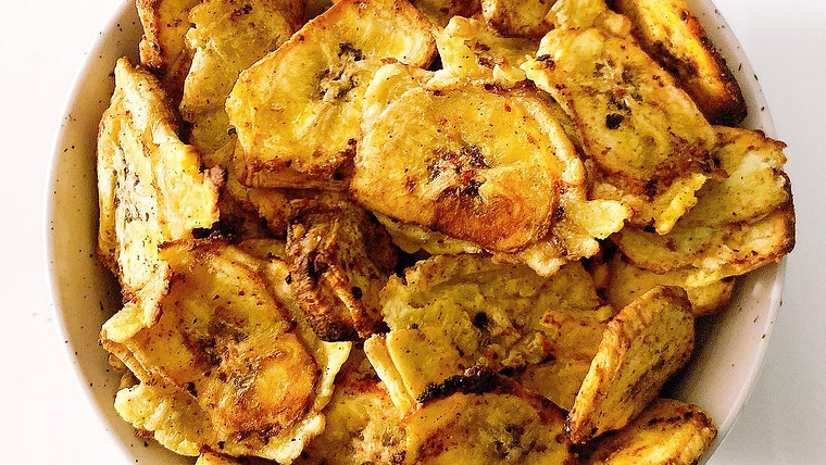 Roasted Plantain chips
