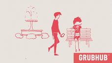GRUBHUB animation