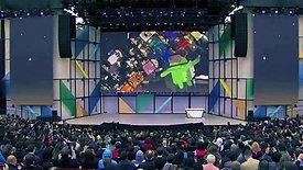 Androidify IO presentation video produced and executed at MIXTAPECLUB NYC (1)