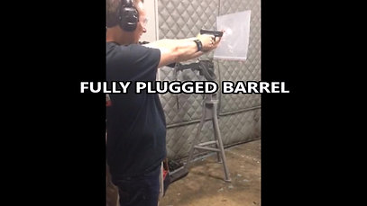 Fully Plugged Barrel Video