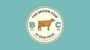 ICE CREAM PARLOR - THE BROWN COW