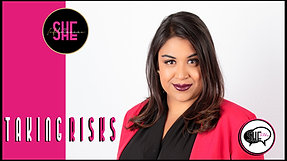 EP. 5 SHE TALKS - PRITI NEMANI - TAKING RISKS