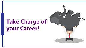 Take charge of your career- Webinar short version