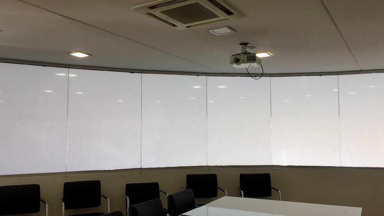 Magic Glass Oficina y Sala de Reuniones