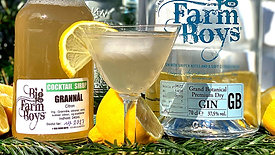 Grand Needle In A Haystack - BFB Cocktail