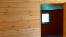 Дачный дом от СК НьюЛайф (внутренняя отделка)
