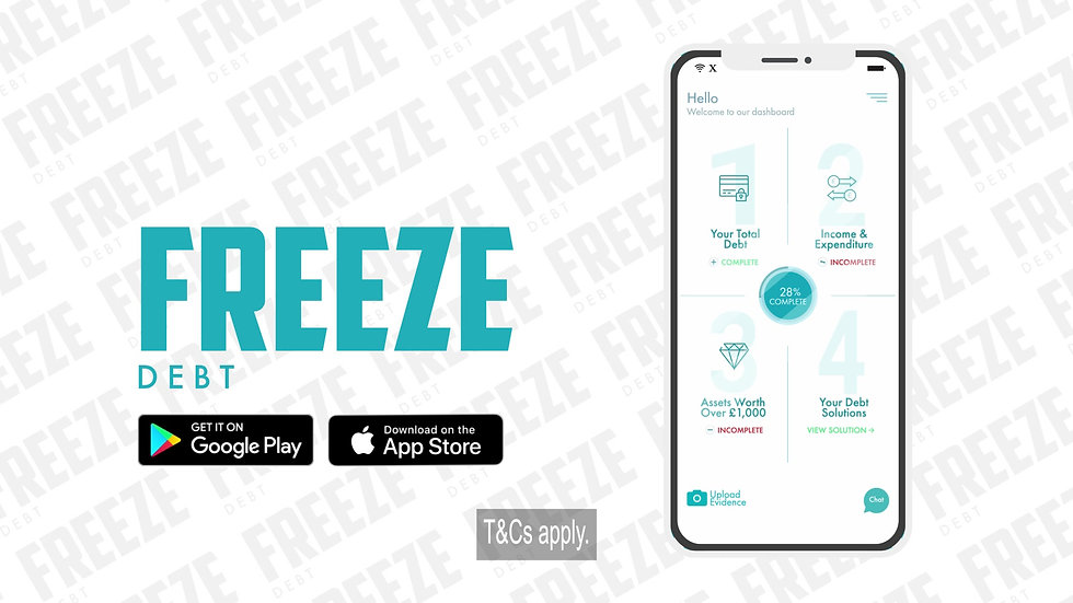 Freeze Debt TV