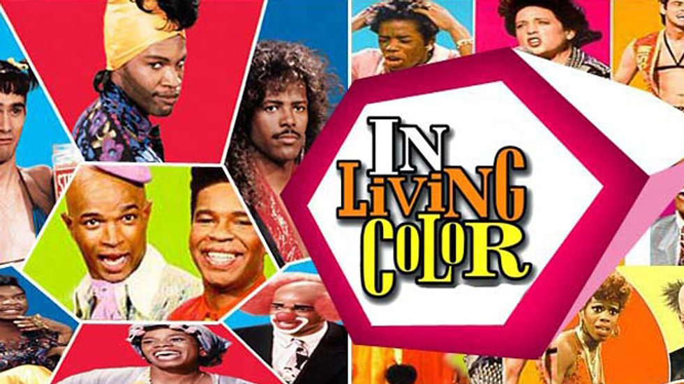 In Living Color Season 1-5