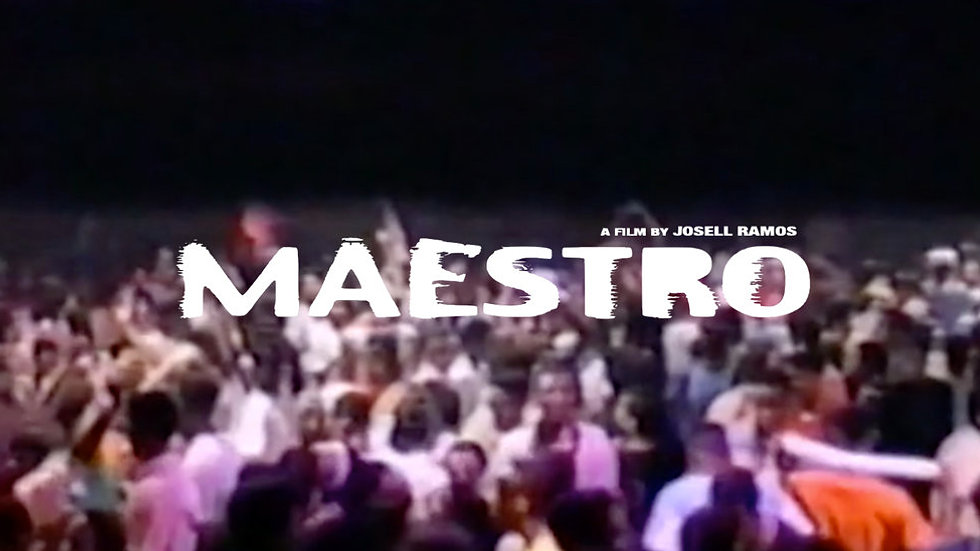 Maestro - The History of Larry Levan & The Paradise Garage