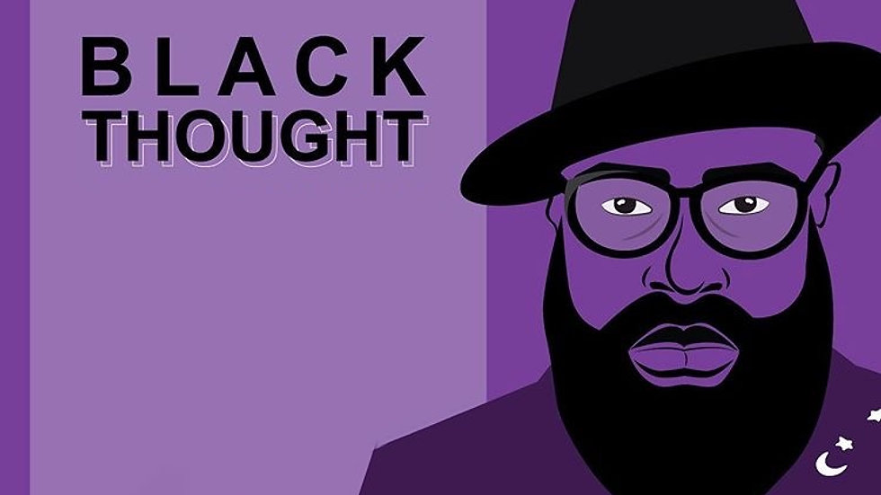 Streams of Thought w/ Black Thought