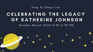 Katherine Johnson Event