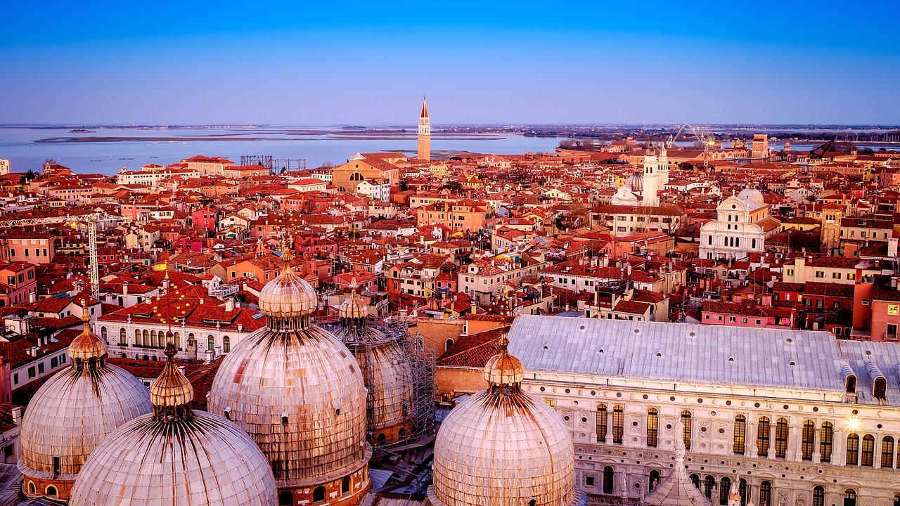 Epicenter Venice