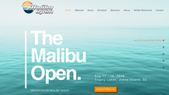 The Malibu Open