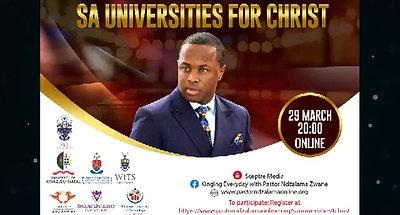 SA Universities 4 Christ