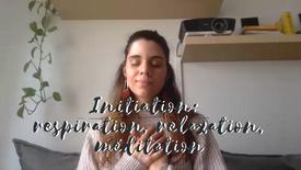 Initiation - Respiration,Relaxation,Meditations, les outils de base pour gérer son stress.