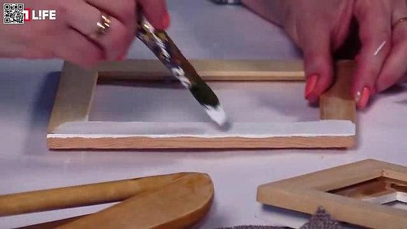 Как сделать стильный органайзер для украшений своими руками