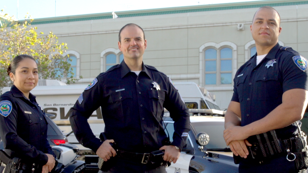 Interested in Police Work? Apply Today!