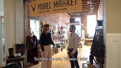 Yobel Market, A Fair Trade Boutique // Episode 18