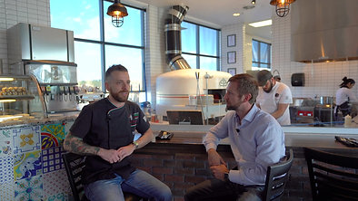 Basil and Barley, Authentic Neapolitan Pizza // Episode 16