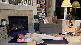 Supine Yoga Practice