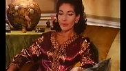 Maria Callas, interview.(1 of 4)