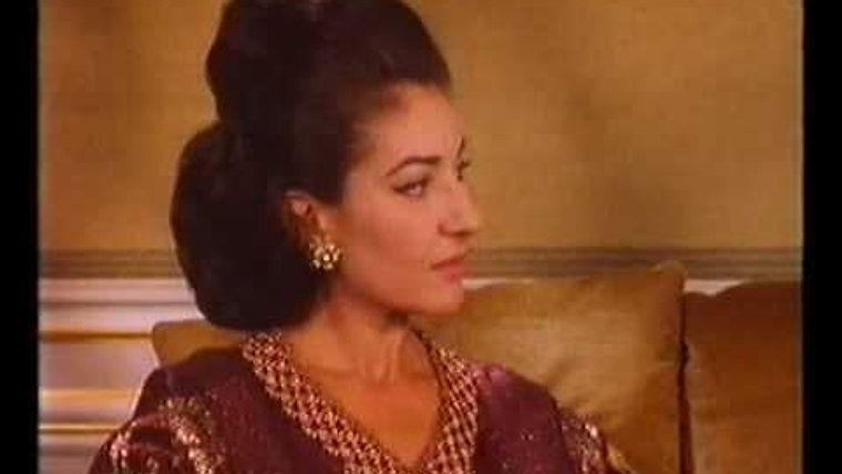 Maria Callas interview with Lord Harewood