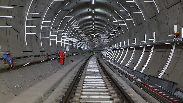 Presentation videos: HS2 - lessons learned from Crossrail