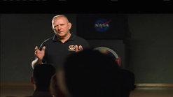 Gene Kranz - Tough and competent (NASA Speech)