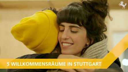 Willkommensräume Stuttgart
