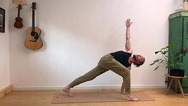 7 min Yoga for Men - Waking up
