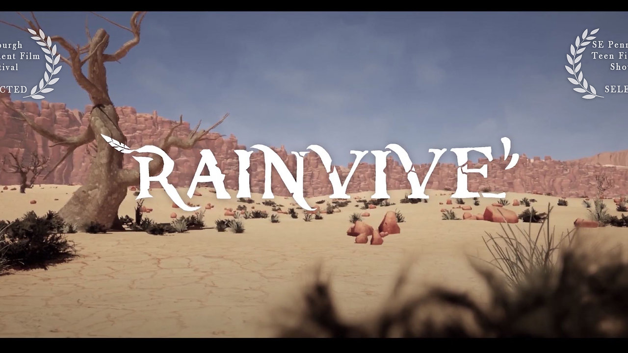 Rainvive: Animation Short Film