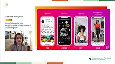1- Impulsionando seus negócios com as ferramentas do Instagram