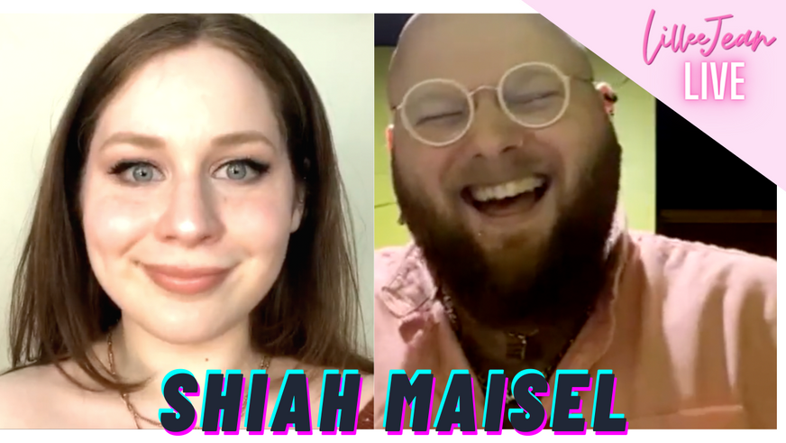 EP 2.9 | Lillee Jean TALKS! Live - Shiah Maisel | Musician, Songwriter LESSONS 2021